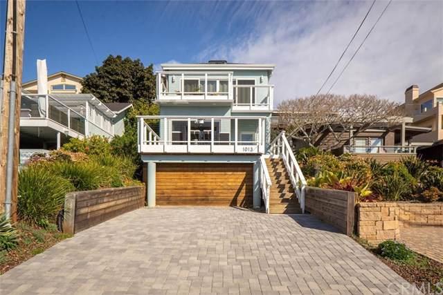 1013 S Ocean Avenue, Cayucos, CA 93430 (#SC20017229) :: RE/MAX Parkside Real Estate