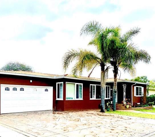 110 F Street, Chula Vista, CA 91910 (#200004584) :: The Najar Group