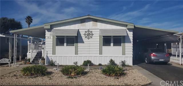 2400 Cienaga Street #92, Oceano, CA 93445 (#PI20019726) :: RE/MAX Parkside Real Estate