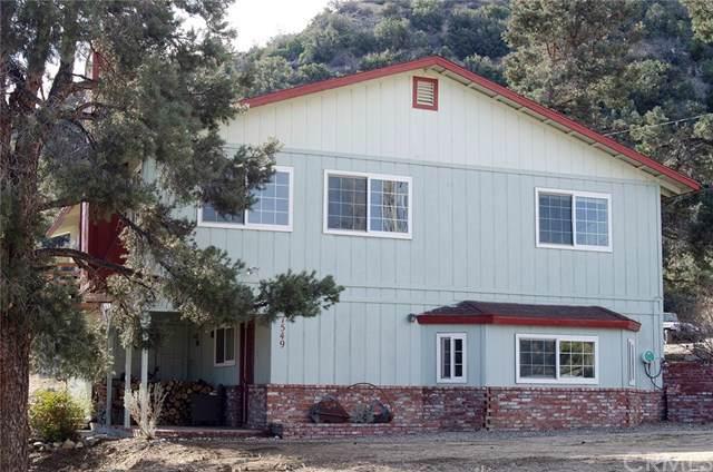 7549 Sand Canyon Drive, Pinon Hills, CA 92372 (#CV20020044) :: The Brad Korb Real Estate Group