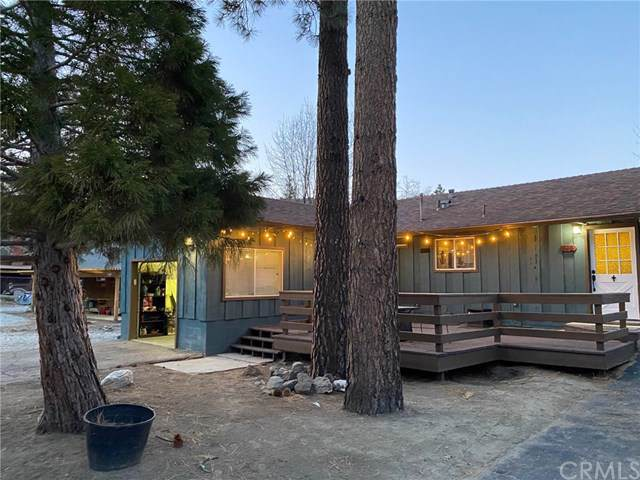 698 Oriole Road, Wrightwood, CA 92397 (#CV20019483) :: The Brad Korb Real Estate Group