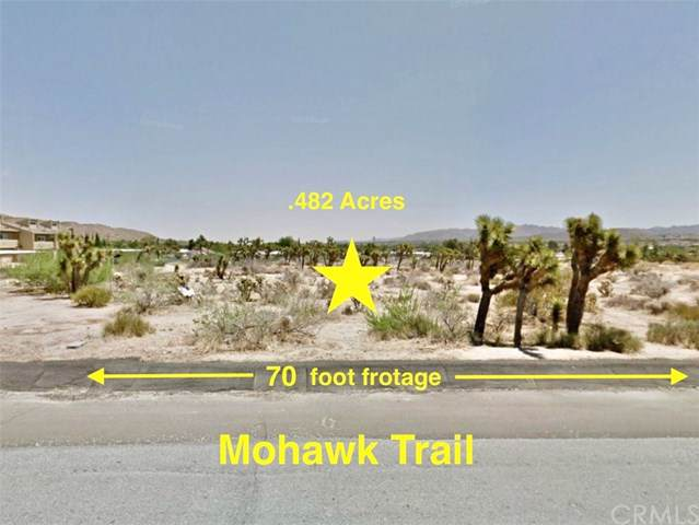 0 Mohawk Trail, Yucca Valley, CA 92284 (#LG20019679) :: RE/MAX Masters