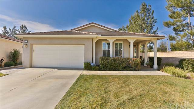103 Owl, Beaumont, CA 92223 (#CV20020145) :: Rogers Realty Group/Berkshire Hathaway HomeServices California Properties