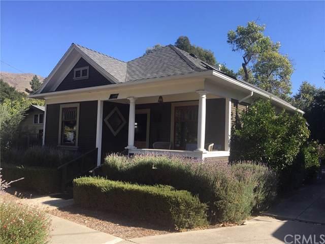 1371 Pacific Street, San Luis Obispo, CA 93401 (#SC20019600) :: Keller Williams Realty, LA Harbor
