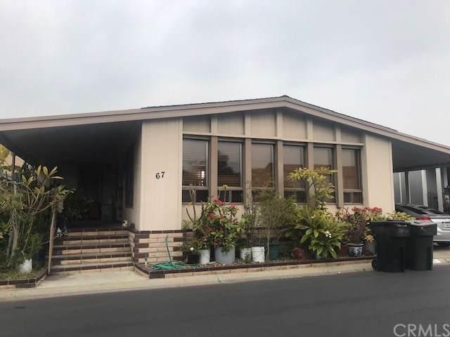 1919 W Coronet Avenue #67, Anaheim, CA 92801 (#CV20019194) :: Rogers Realty Group/Berkshire Hathaway HomeServices California Properties