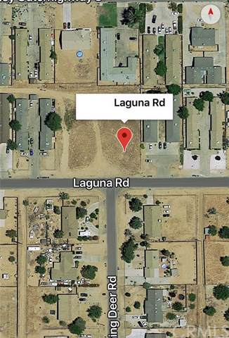 0 Laguna Road, Apple Valley, CA 92308 (#IG20018842) :: The Najar Group