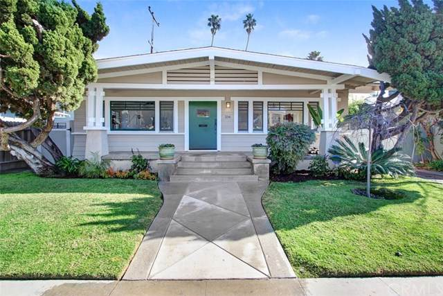 334 N Colorado Place, Long Beach, CA 90814 (#PW20020249) :: The Najar Group