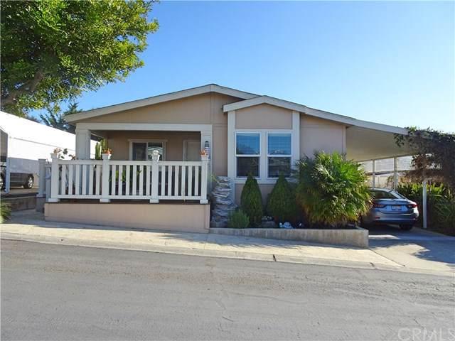 275 Sunrise Terrace #130, Arroyo Grande, CA 93420 (#SP20020358) :: Realty ONE Group Empire
