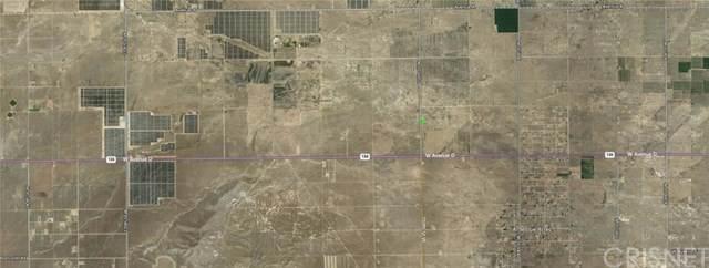 11000 Vac/110 Stw/Vic Avenue C4, Antelope Acres, CA 93536 (#SR20020545) :: The Parsons Team