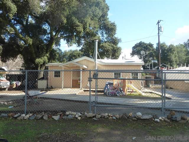2557 Yucca Dr, Campo, CA 91906 (#200004697) :: The Brad Korb Real Estate Group