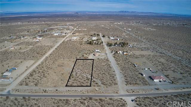 0 Madrid Place, Pinon Hills, CA 92372 (#TR20020659) :: The Brad Korb Real Estate Group