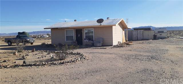 81919 Montgomery Road, 29 Palms, CA 92277 (#JT20020845) :: A|G Amaya Group Real Estate