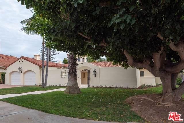 3779 Lincolnwood Drive, Santa Barbara, CA 93110 (#20548874) :: Team Tami