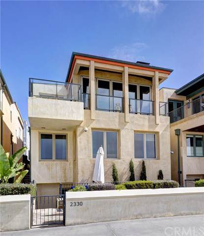 2330 The Strand, Hermosa Beach, CA 90254 (#SB20021239) :: Case Realty Group