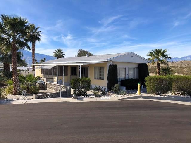 69253 Crestview Drive, Desert Hot Springs, CA 92241 (#219037889PS) :: Twiss Realty