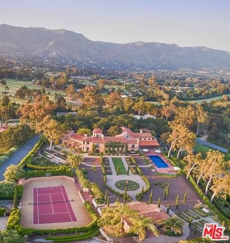 296 Las Entradas Drive, Santa Barbara, CA 93108 (#20548880) :: RE/MAX Masters