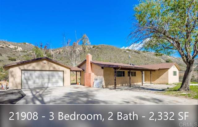 21906 Japatul Lane, Alpine, CA 91901 (#200004887) :: Bob Kelly Team