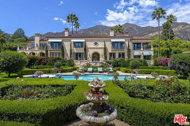 743 San Ysidro Road, Santa Barbara, CA 93108 (#20548422) :: RE/MAX Masters