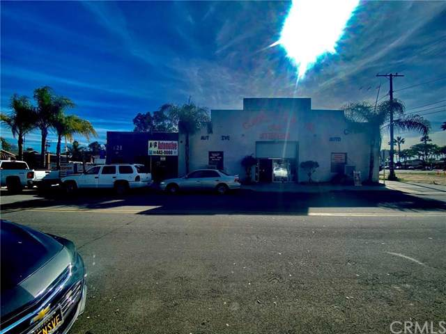 121 E 1st Street, Perris, CA 92570 (#SW20021702) :: Realty ONE Group Empire