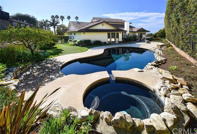 3546 Vigilance Drive, Rancho Palos Verdes, CA 90275 (#SB20013359) :: The Marelly Group | Compass