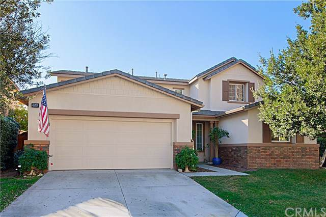 26591 Chamomile Street, Murrieta, CA 92562 (#SW20017469) :: Allison James Estates and Homes