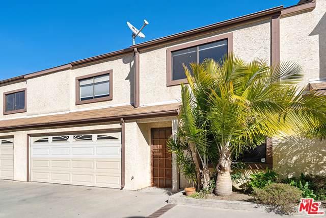 916 E 65TH Street #9, Inglewood, CA 90302 (#20549084) :: RE/MAX Masters