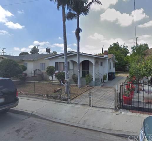 1247 S Mcbride Avenue, East Los Angeles, CA 90022 (#TR20022151) :: Crudo & Associates