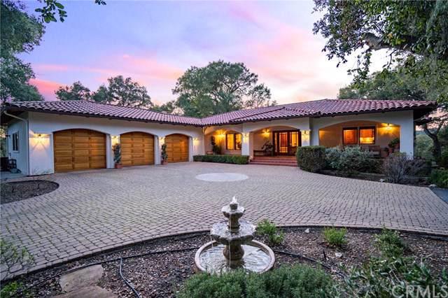 3970 Las Tablas Willow Creek, Paso Robles, CA 93446 (#NS20015700) :: RE/MAX Parkside Real Estate