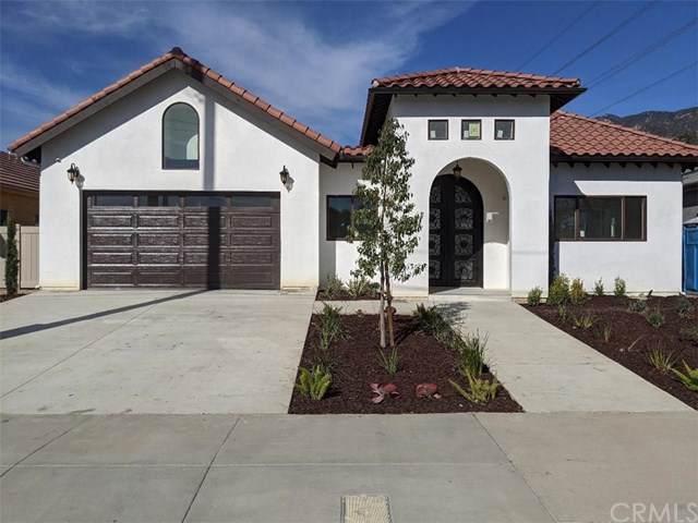 3143 E Sierra Madre Boulevard, Pasadena, CA 91107 (#AR20021454) :: Allison James Estates and Homes