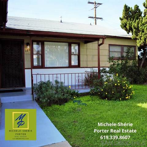 128 Mesa Ave, National City, CA 91950 (#200005359) :: RE/MAX Masters