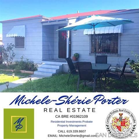 829 Dominion St, San Diego, CA 92113 (#200005358) :: The Brad Korb Real Estate Group