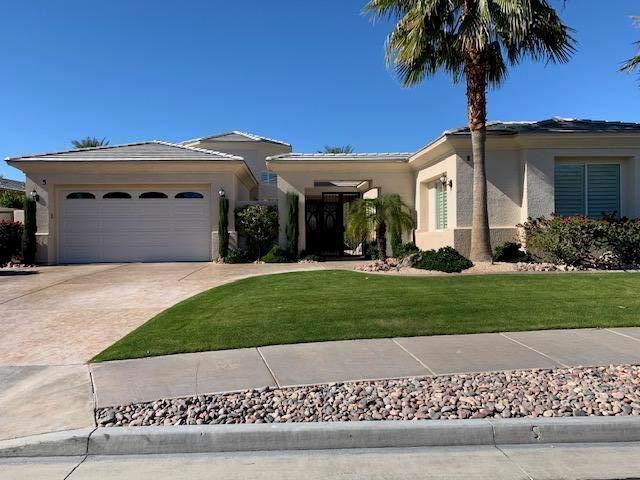 5 Lyon Road, Rancho Mirage, CA 92270 (#219038148DA) :: Twiss Realty