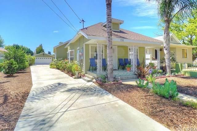 770 Merrett Drive, Pasadena, CA 91104 (#CV20023723) :: Allison James Estates and Homes