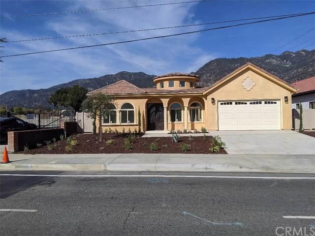 3139 E Sierra Madre Boulevard, Pasadena, CA 91107 (#AR20024211) :: Allison James Estates and Homes