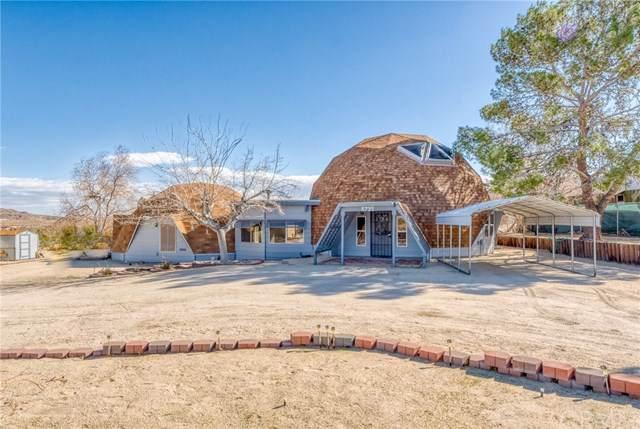 6735 Cascade Road, Joshua Tree, CA 92252 (#JT20023787) :: Z Team OC Real Estate