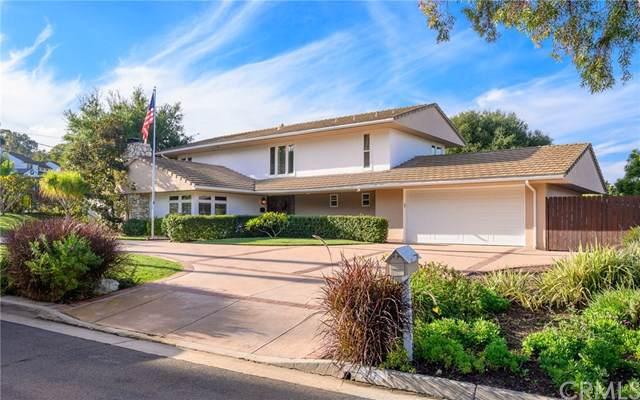 27 Hidden Valley Road, Rolling Hills Estates, CA 90274 (#SB20023775) :: Millman Team