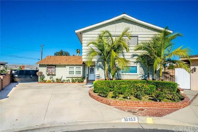 10153 Hegel Street, Bellflower, CA 90706 (#DW20025526) :: Crudo & Associates