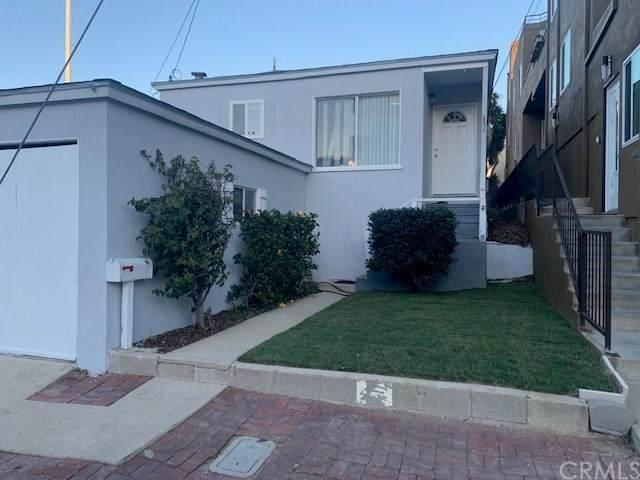 856 Cypress Avenue, Hermosa Beach, CA 90254 (#SB20025590) :: Case Realty Group
