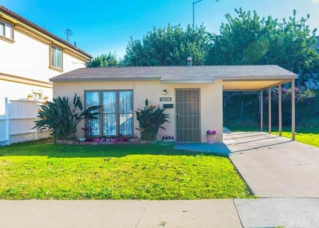 4228 W 162nd Street, Lawndale, CA 90260 (#SB20025229) :: Twiss Realty