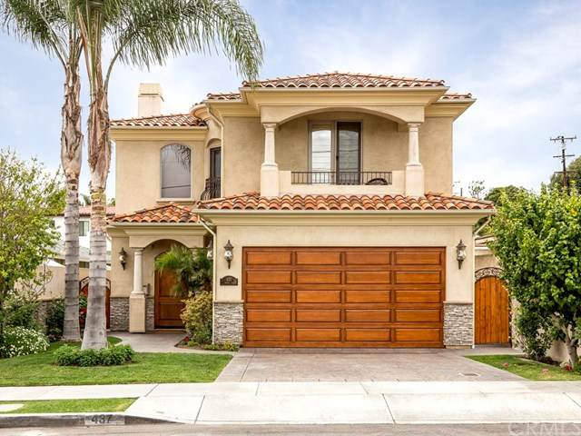 437 Kansas Street, El Segundo, CA 90245 (#SB20025632) :: Millman Team