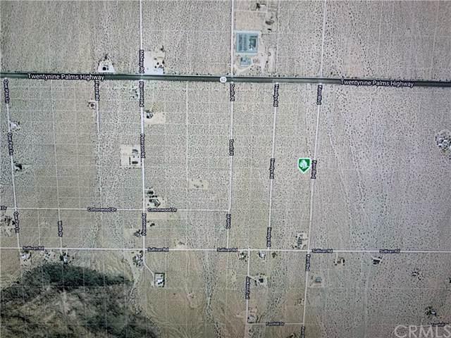 0 Joshua Tree, 29 Palms, CA 92252 (#PT20025816) :: A|G Amaya Group Real Estate