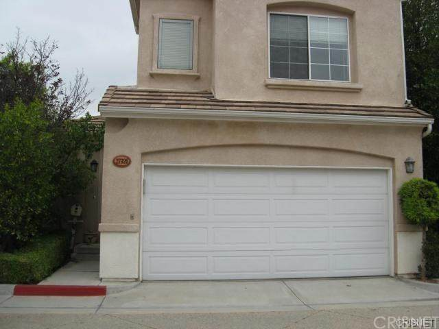 27926 Crown Court Circle #116, Valencia, CA 91354 (#SR20025750) :: Berkshire Hathaway HomeServices California Properties