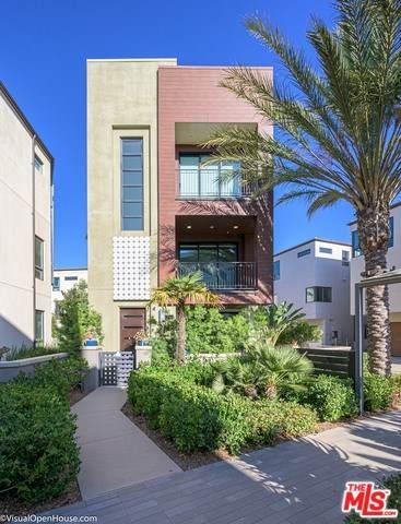 5933 Coral Place, Playa Vista, CA 90094 (#20545078) :: Team Tami