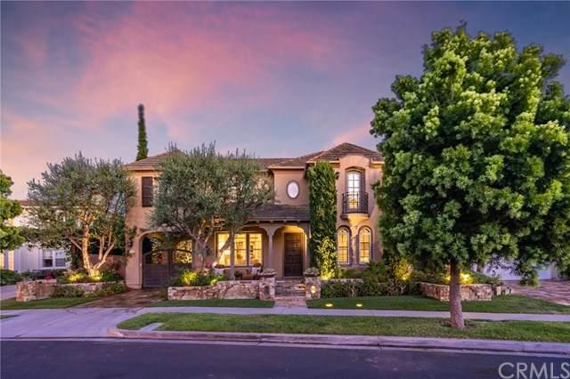 12 Nerval, Newport Coast, CA 92657 (#NP20025241) :: Allison James Estates and Homes