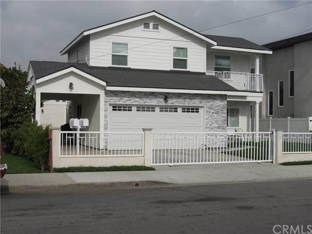 8815-8815 1/2 Dunbar Street, Bellflower, CA 90706 (#RS20026360) :: Crudo & Associates