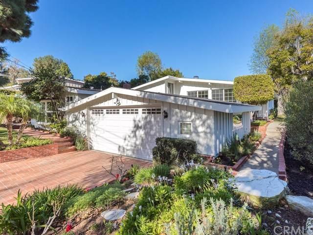 2307 Carriage Drive, Rolling Hills Estates, CA 90274 (#PV20021697) :: Millman Team