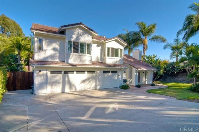 815 Marisa Lane, Encinitas, CA 92024 (#200005957) :: Team Tami
