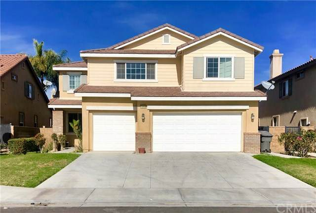 12458 Trinity Drive, Eastvale, CA 91752 (#IV20026698) :: Berkshire Hathaway HomeServices California Properties
