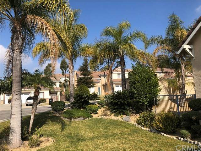 3506 Portsmouth, Rowland Heights, CA 91748 (#AR20022271) :: Allison James Estates and Homes