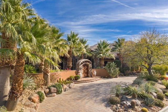 527 Mesquite, Palm Desert, CA 92260 (#219038394PS) :: RE/MAX Masters